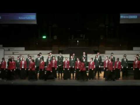 PacificEyeWitness.com: Traditional Samoan Medley Wins NZ Choral Competition