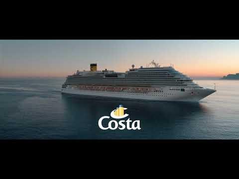Vidéo Costa Croisières - octobre 2020