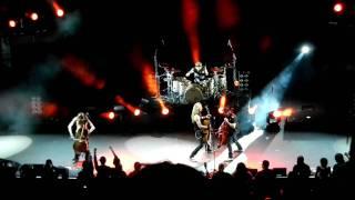 Apocalyptica - Seek and Destroy (Live HD) - Guadalajara 2012