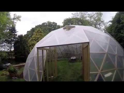 Large dome project