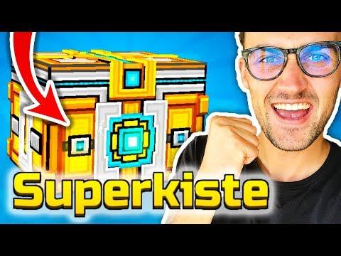 Superkiste Öffnen! 1000 Punkte bei Super Lotterie | Pixel Gun 3D [Deutsch]
