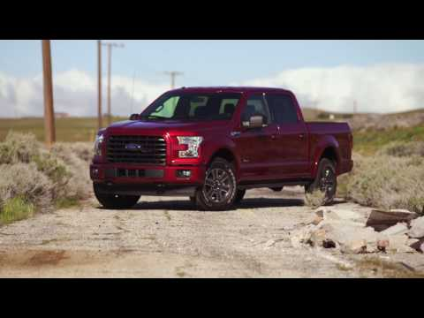 2017 Ford F-150 4x4 Sport Review - AutoNation
