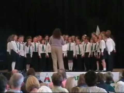 Cor Ysgol Gymraeg Casnewydd 2009
