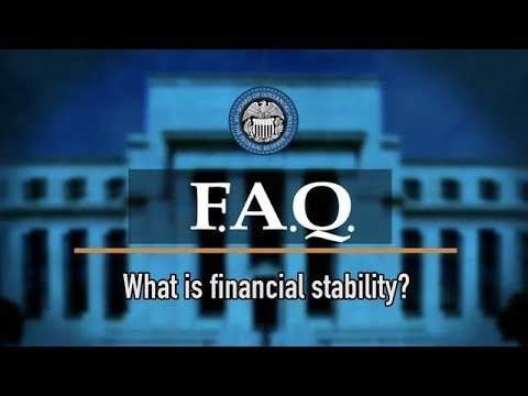 Fed FAQ: What is Financial Stability?