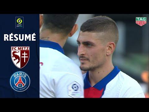 Metz PSG Goals And Highlights