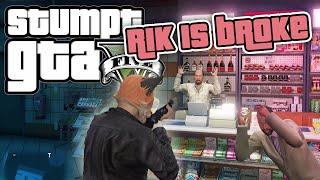 GTA 5 Online - #35 - Rik is Broke! (GTA V Free Roam )