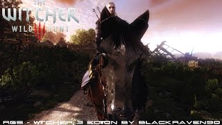 The Witcher 3 Mods #10: RGS - Witcher 3 Edition