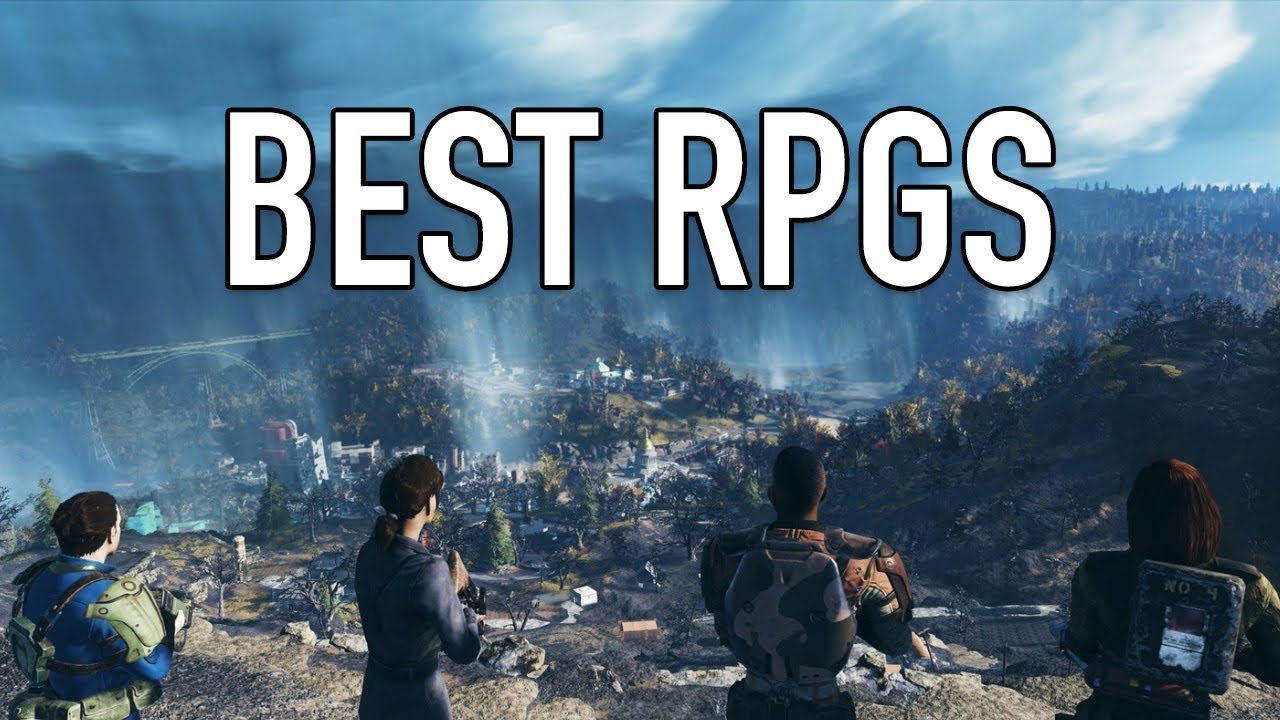 25 Best RPGs of This Generation You NEED TO PLAY