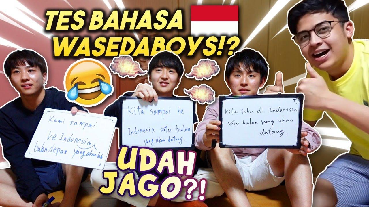 DI KAMPUS IKUT KELAS BAHASA INDONESIA, WASEDABOYS UDAH SEJAGO APA YA?