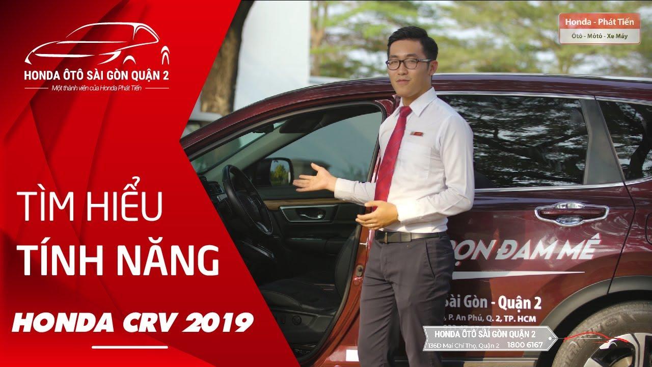 Đánh Giá Tính Năng Của HONDA CRV 2019 Honda Phát Tiến - YouTube