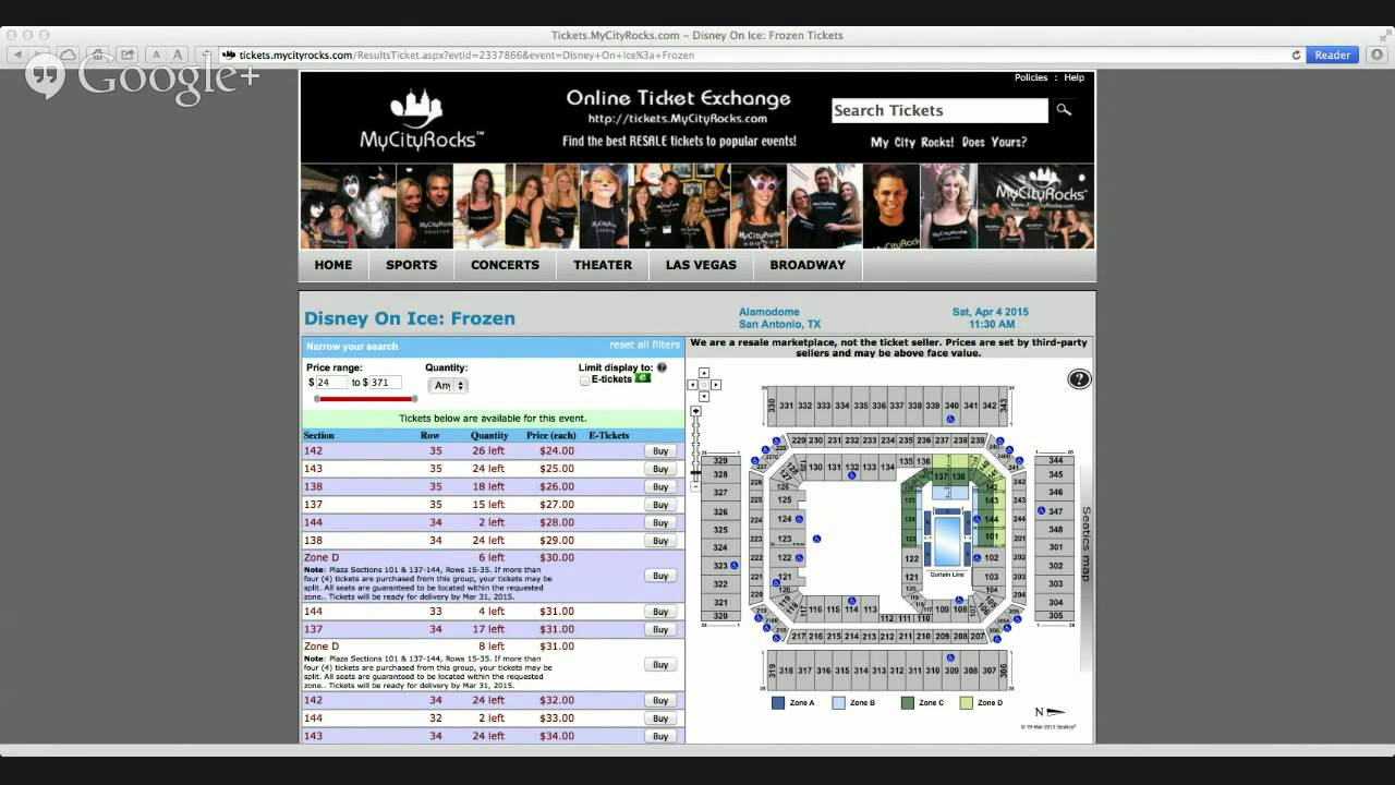 Alamodome Seating Chart For Disney On Ice Awesome Home