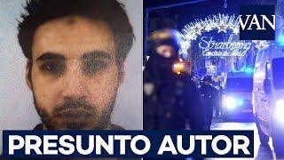 Este es el autor del tiroteo de Estrasburgo