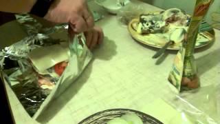 Сюрприз жене на годовщину свадьбы. Подарки и приготовление ужина. Рыба в мультиварке.