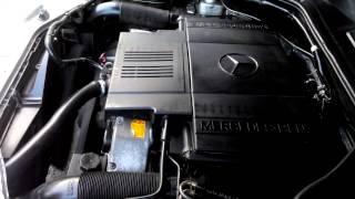 Engine Mercedes W140 M119 S500