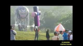 Festival de Balão Golfier e Outros - Filmagem Costa e Silva