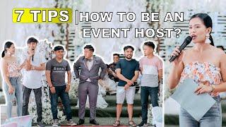 event hosting | tİps for beginners