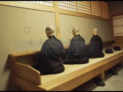 SUDDEN AWAKENING (SATORI)-Zazen Meditation technique