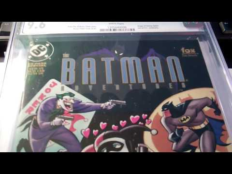Need the comic book community's advice - CGC 9.6 or grossly over-graded - or switched?