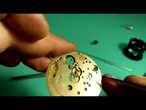 Видеоуроки по ремонту часов
