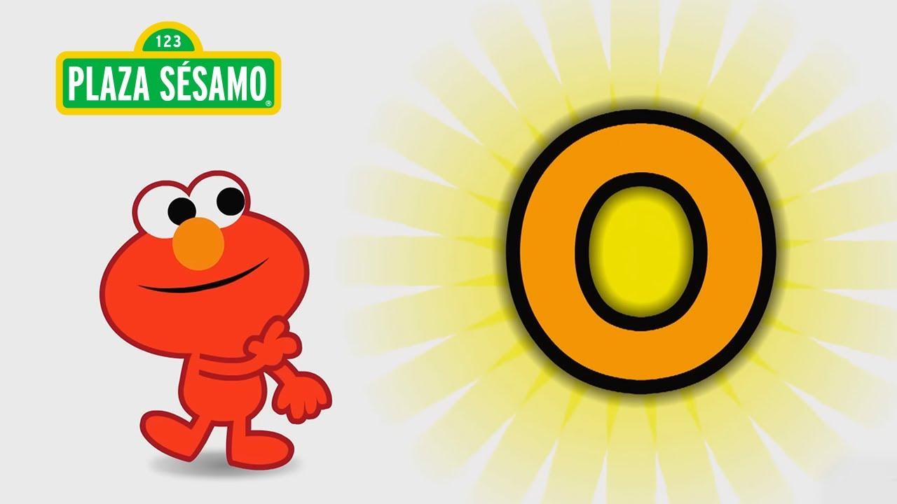 Sésamo: Elmo Y La Letra O