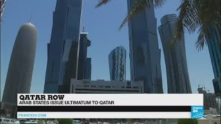 "Qatar row: ""Arab States"