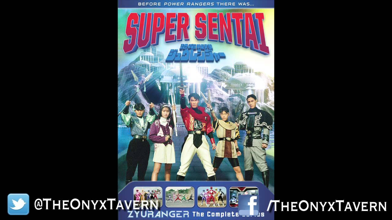 Download The Onyx Tavern: #122 Future of Sentai DVDs