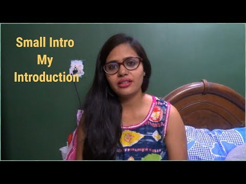 Introduction || Small Introduction video|| Real Indian Home & Kitchen||