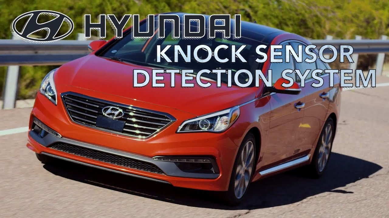 Hyundai Knock Sensor Detection System