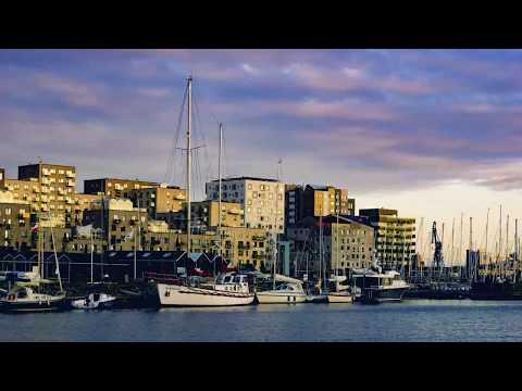 [4K Timelapse] Aarhus Ø – Denmark – Sony A6000