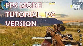 Terminator 2 (ROS) PC VERSION - FPS MODE GAMEPLAY + TUTORIAL ACTIVE FPS