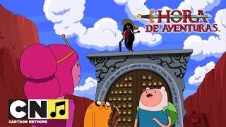 Sou um problema teu | Hora de Aventuras | Cartoon Network