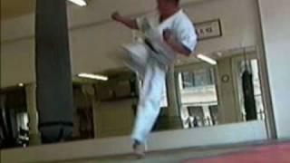 Kyokushin Karate Workout