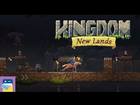 Kingdom: New Lands - Island 2 iOS Gameplay Walkthrough (by Raw Fury)