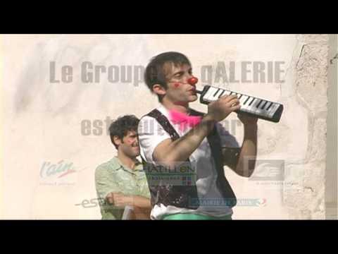Teaser Les Trublions - groupe LA gALERIE