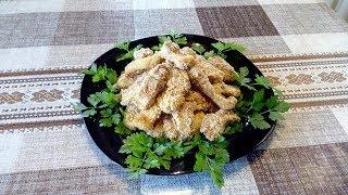 Нереально Вкусная Рыба в Крошке из Сыра , Без Капли Масла !