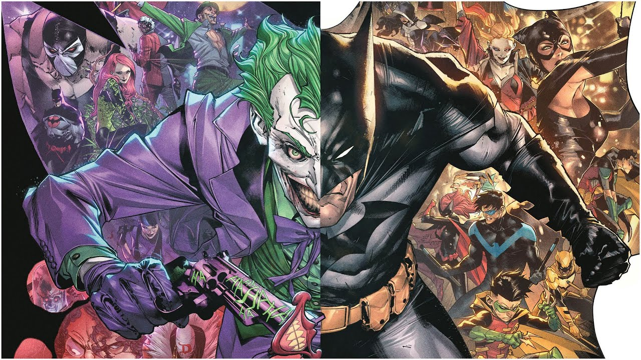 Download The Road To Joker War