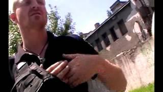 Кропивницкие копы в Бердянске : хамство и нарушение законов