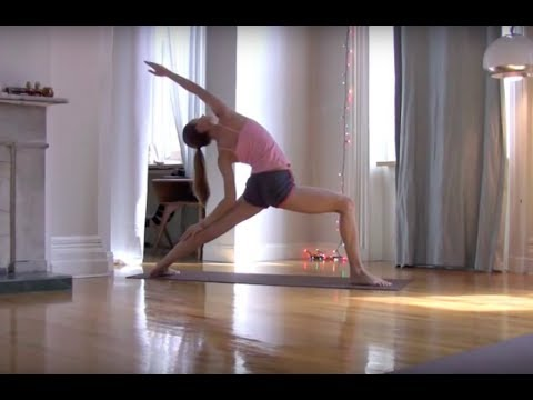 Weight Loss Yoga: Total Body Sweat and Tone