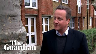 Tory Election Win And39marks End Of Corbynismand39 Says David Cameron