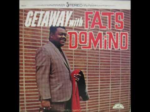 Fats Domino  -  Getaway With Fats Domino  -  [Studio album 25]  ABCS 510