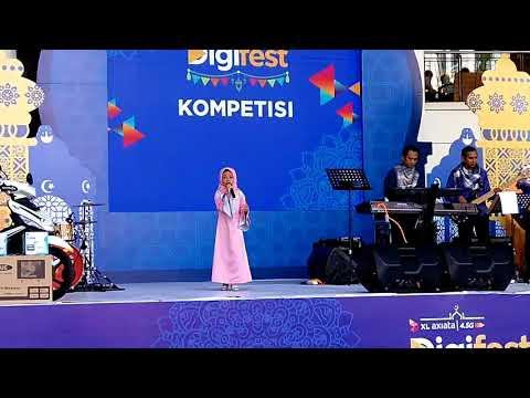 Takkan Berpaling DariMu (Rossa) - short version cover by Sharla
