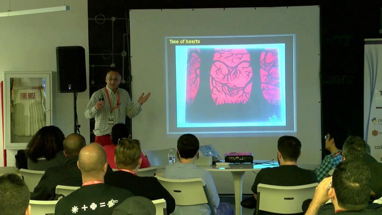 Image from Lighting talks