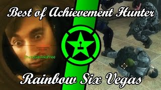 Achievement Hunter Highlight Reel: Rainbow Six Vegas