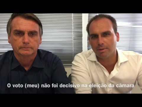 Sobre a foto do whatsapp de Jair Bolsonaro (FEV/2017)