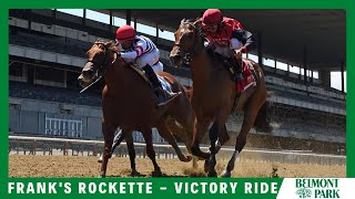Frank's Rockette - 2020 - The Victory Ride|The New York Racing Association, Inc.