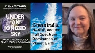 Elana Freeland: HAARP, Energy Weapons, NanoTech, A.I., Transhumanism, 5G, TI-Organized Stalking