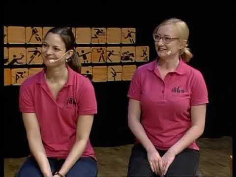 Bremer Sport TV April 2018 Bremen 1860 Rhythmische Sportgymnastik