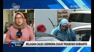 Minta Diangkat Jadi Anggota DPR Belasan Caleg Gerindra Gugat Prabowo Subianto
