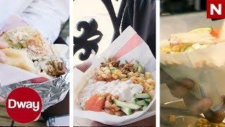 #Dway   Oslos beste kebab - Episode 4: Balkan, Dronningens og Beirut (Youngstorget)   TVNorge