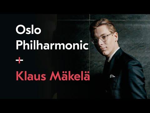 Klaus Mäkelä about Oslo Philharmonic' s 2020/21 Season